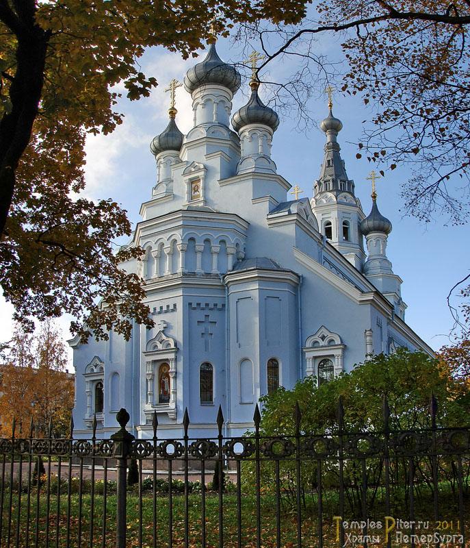 церковь владимирской иконы божией матери: