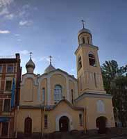 Церковь святой благоверной великой